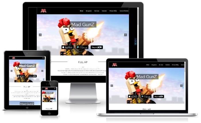 Разработчик игр для iOS и Android